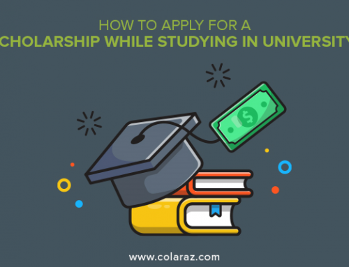 How to Apply for a Scholarship While Studying in University?