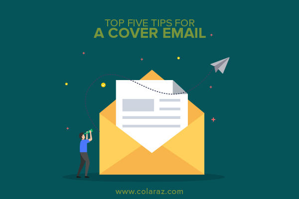 email writing, email communication, cover email
