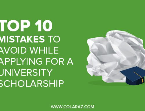 Top 10 Mistakes to Avoid While Applying for a University Scholarship