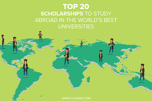 scholarships to study abroad, study loans, study grants