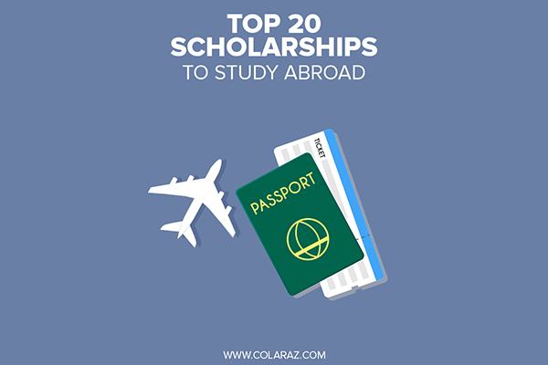 top scholarships in world, scholarships to study abroad, study in top universities worldwide
