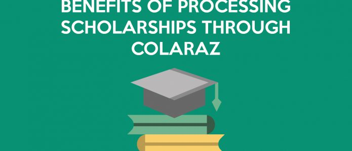 Colaraz, Scholarship, University, Under-graduate