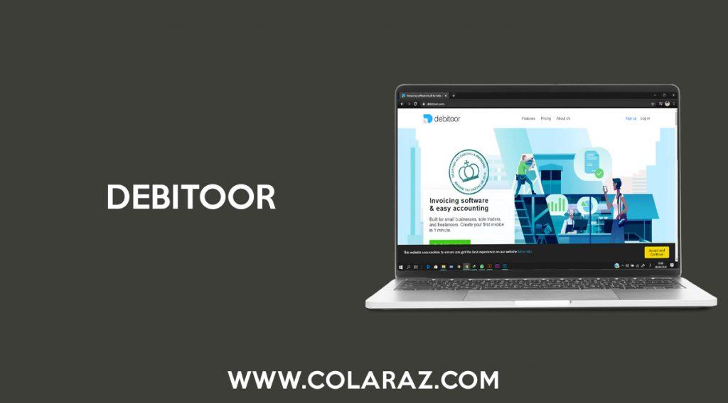 Debitoor, Cloud Operations, Account Management