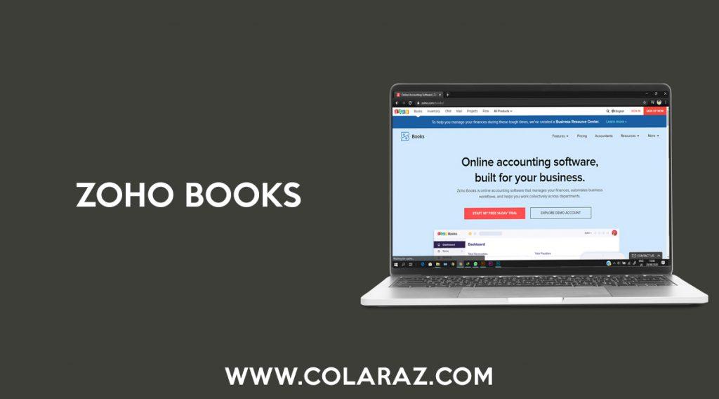 Zoho Books, Accounting Software, Small & Medium Enterprises