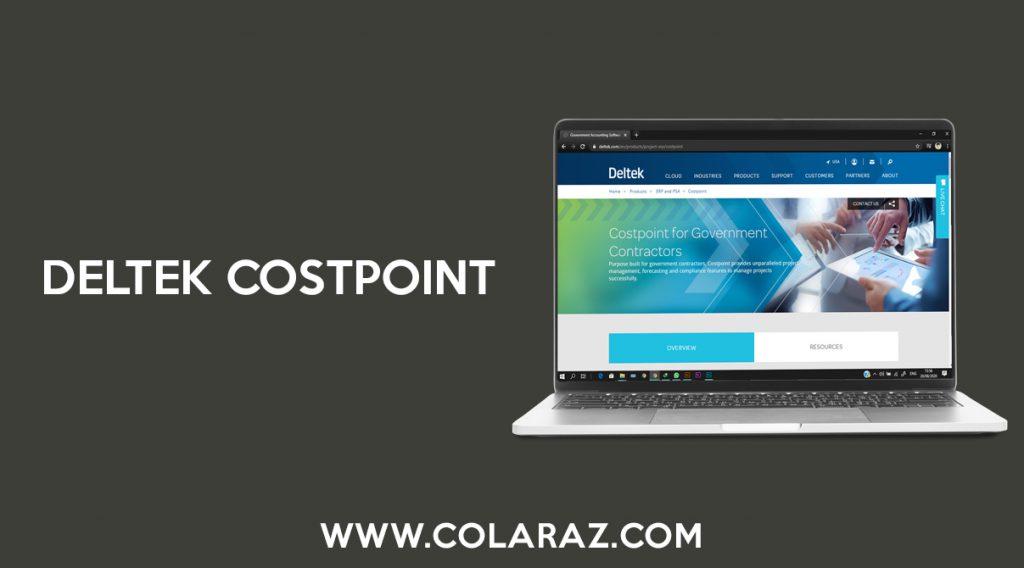 Deltek Costpoint, Account Management, Tools