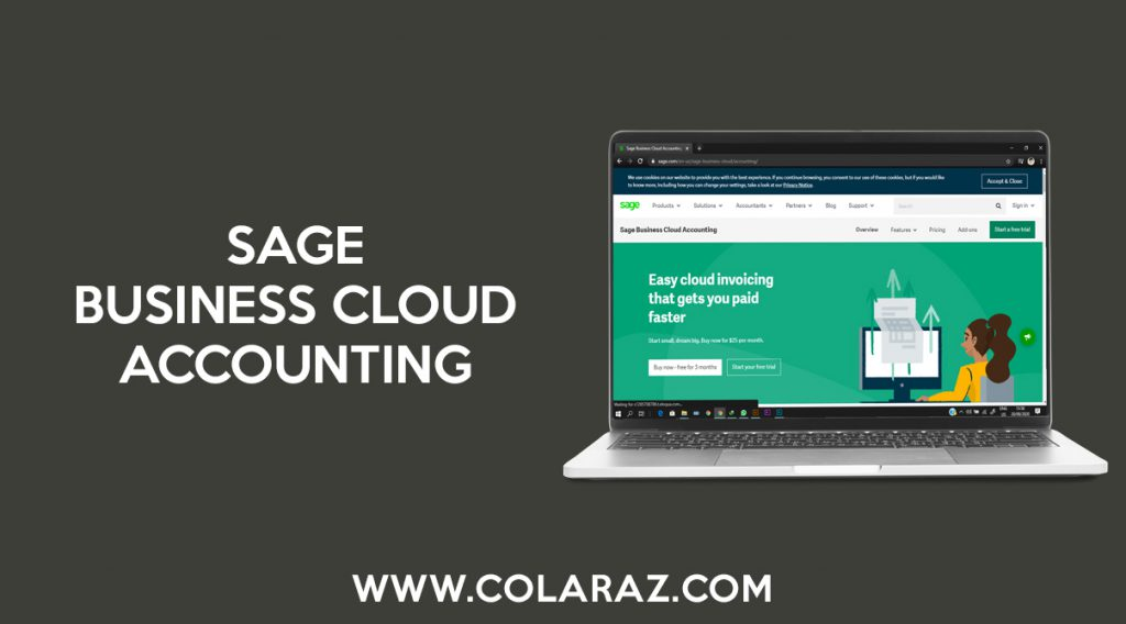 Sage Business, Cloud Accounting, Business Operations