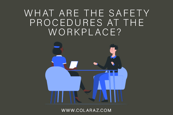 Safety, Employee Protection, Workspace