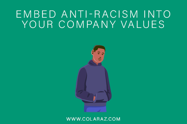 Anti-racism, Ethics, Workplace