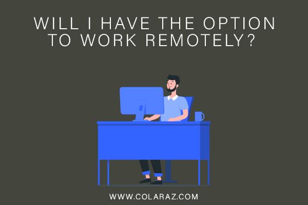 Remote Working, Coronavirus, Employee Incentives