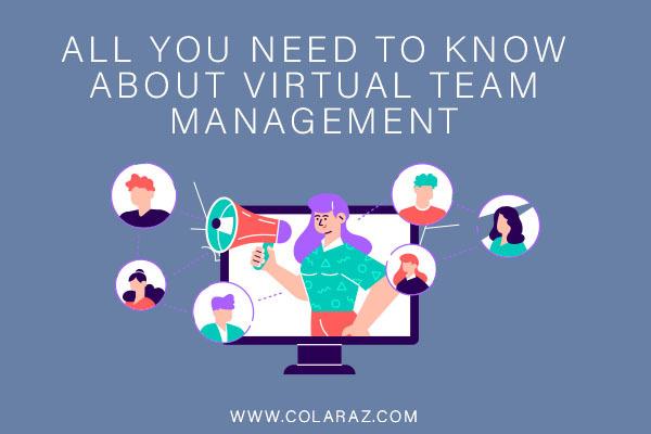 virtual team management, managing virtual teams, team management skills