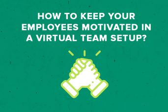 employee motivation, remote team management, online team management
