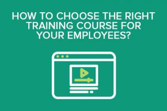 online training course, employee training, employee retention
