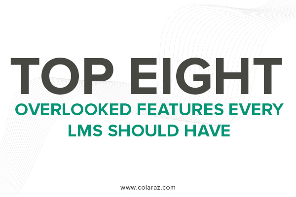 features of an LMS, learning management system, online learning