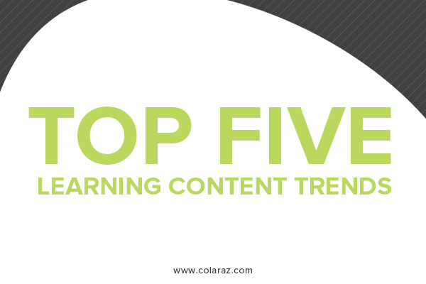 elearning trends, content learning, online learning