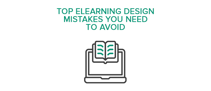 Elearning, eLearning design, instructional design, Design mistakes, online learning